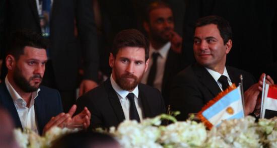 Lionel Messi est l'un des parrains de Tour'n'Cure.