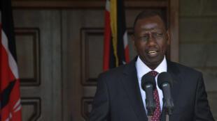 Selon des sources de sécurité kényannes, William Ruto avait quitté son domicile quelques heures seulement avant l'attaque.