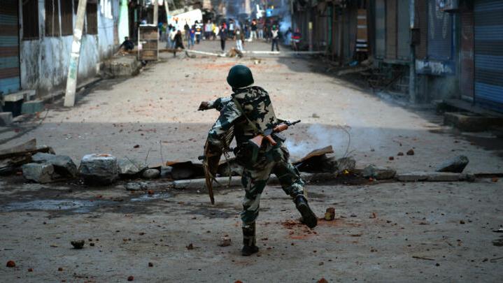 India launches strikes on militants in Kashmir, Pakistan vows response