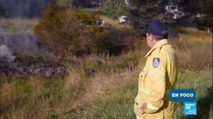 en foco - incendios Australia