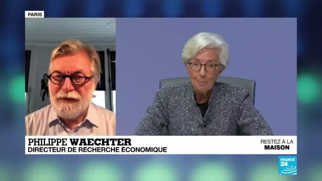 """2020-05-05 12:03 Covid-19 - Déconfinement : """"Le redémarrage de l'économie française va être très lent"""""""