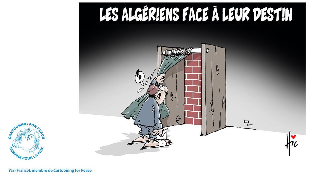 Les Algériens face à leur destin