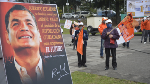 CAMPAÑA ELECTORAL ECUADOR
