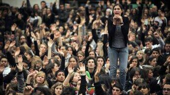 Why French students protest like no other