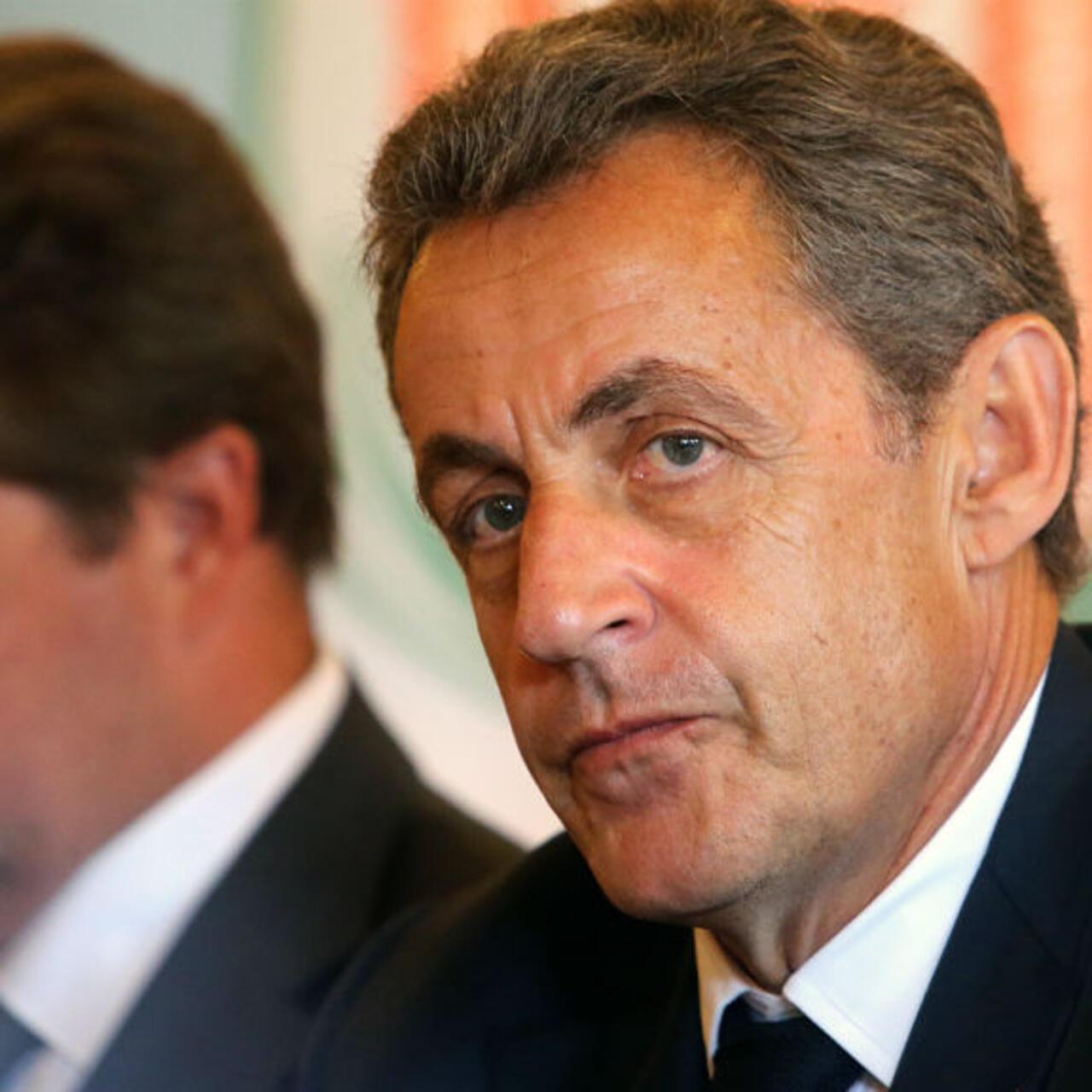 France S Sarkozy Announces Re Election Bid