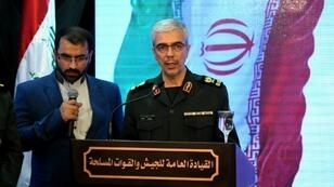 """Iran's top general Mohammad Bagheri has warned Tehran could close down the strategic Strait of Hormuz if it faces increased """"hostility"""""""
