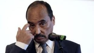 Mohamed Ould Abdelaziz, le président mauritanien.