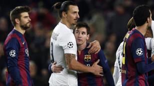 Le Paris Saint-Germain va retrouver le FC Barcelone en quarts de finale de la Ligue des champions.