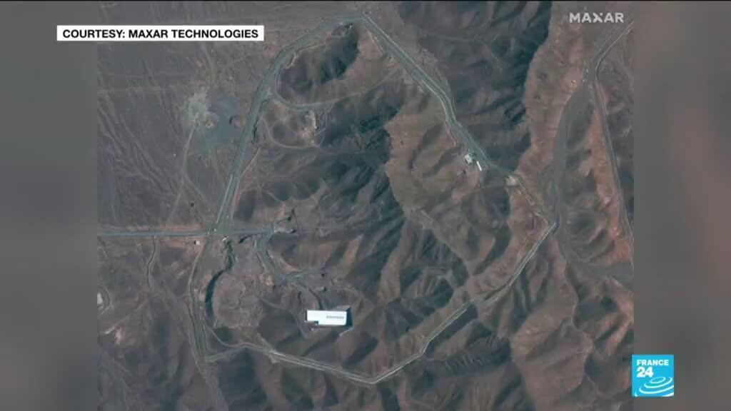 2019-11-07 17:05 Iran Nuclear deal: Uranium enrichment resumes at Fordow Plant