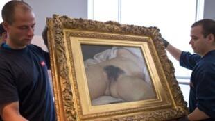 La obra de 1866 causó controversia entre la sociedad burguesa de la época.