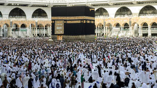 Hajj-Mecca
