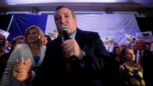 Ted Cruz, otrora rival de Donald Trump en las primarias del partido demócrata triunfó para mantenerse como senador de Texas el 6 de noviembre de 2018.