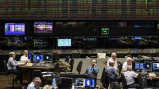 بورصة بوينوس آيرس في 09 آذار/مارس 2020