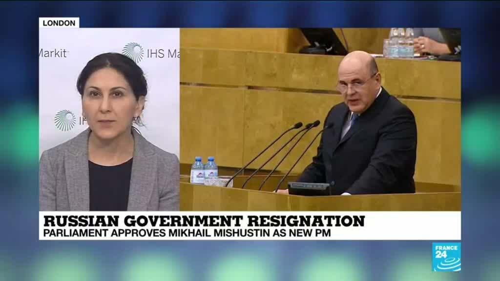 2020-01-16 14:31 Russia government resignation: Who is the country's new Prime Minister, Mikhail Mishustin?