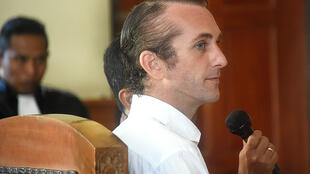 David Taylor from the UK was jailed in 2017 for beating an Indonesia police officer to death in Bali