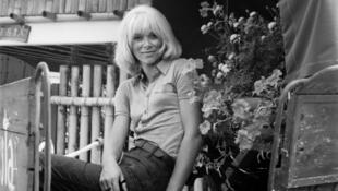 الممثلة الفرنسية ميراي دارك في العام 1969