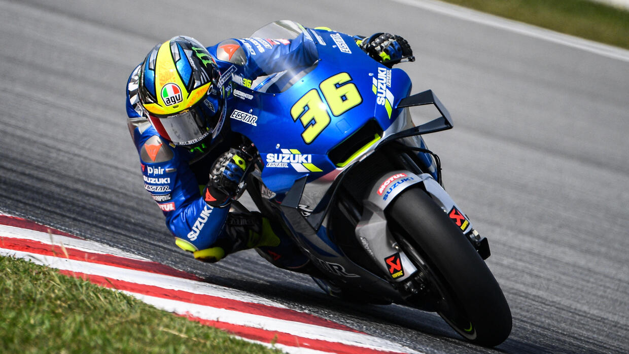 Motogp Joan Mir Extends With Suzuki In 2021 And 2022 France 24 Teller Report