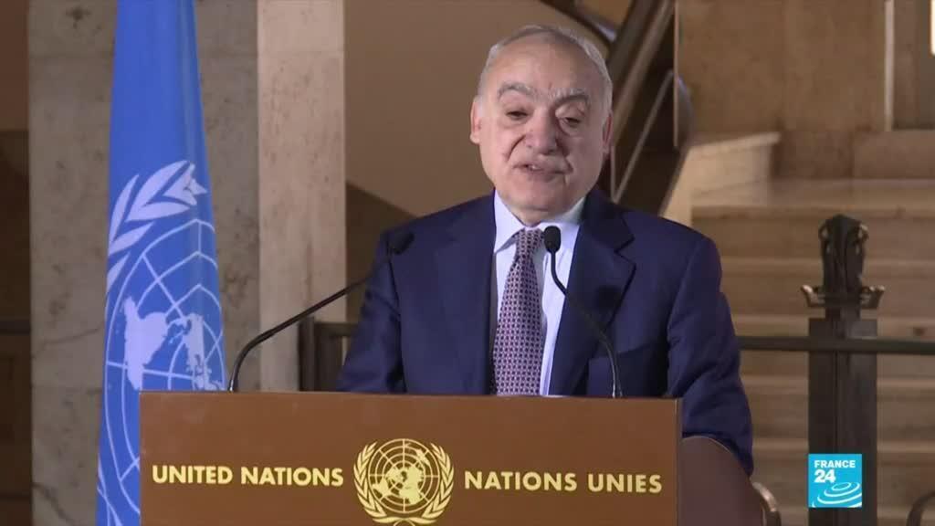 """2020-02-05 09:11 Guerre en Libye : Les camps ennemis s'entendent sur un """"cessez-le-feu durable"""""""