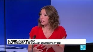 2020-07-14 17:02 French government estimates up to 1 million jobseekers by 2021