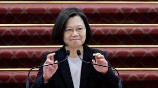 Taiwan President Tsai Ing-wen said Beijing needed to confront the legacy of the Tiananmen crackdown