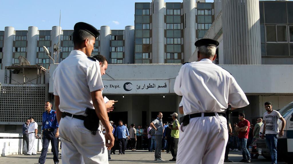 رجال من الشرطة المصرية.