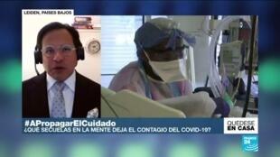 Consulta con el médico secuelas que deja la pandemia