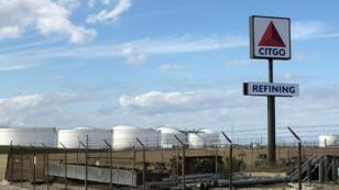 La raffinerie de Citgo à Corpus Christi (Texas), l'un des trois sites de la filiale nord-américaine du géant pétrolier vénézuélien PDVSA.