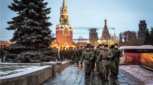 Pour le Mondial-2018, la Russie veut parer toutes les menaces.