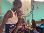 En RD Congo, dans l'ombre du coronavirus, des milliers d'enfants victimes de l'épidémie de rougeole