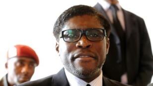 تيودوران أوبيانغ نجل رئيس غينيا الاستوائية ونائبه 24 كانون الثاني/يناير 2012