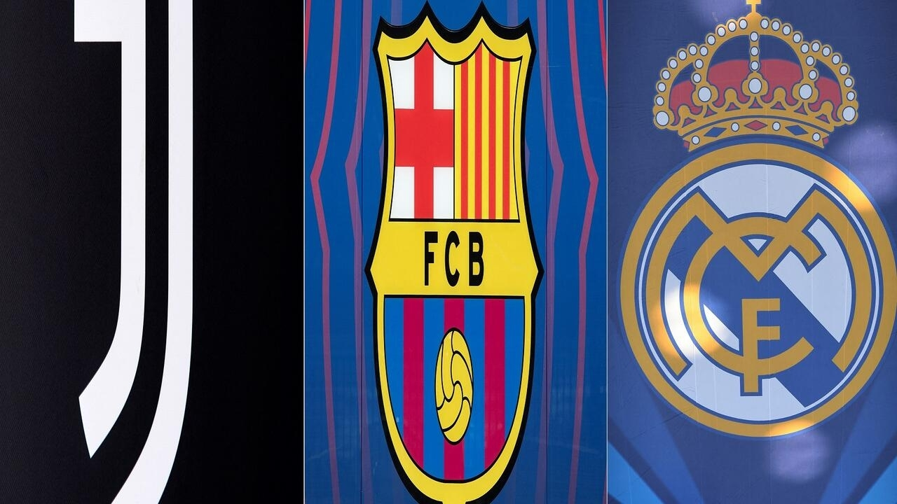 ويفا يفتح إجراءات تأديبية ضد برشلونة وريال مدريد ويوفنتوس بسبب دوري السوبر الأوروبي