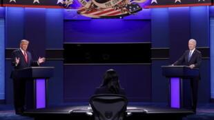 Trump Biden final debate live RTX84BWB