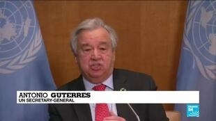 2021-01-11 15:06 One Planet Summit: 'Pandemic recoveries are a chance to change course', says Antonio Guterres