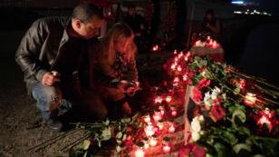 Le crash a suscité une vive émotion en Russie où les Choeurs de l'Armée Rouge sont considérés comme une fierté nationale.