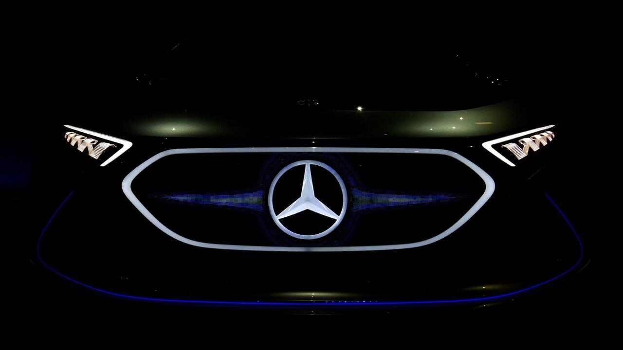 German luxury carmaker Daimler said Thursday it was investing 40 billion euros ($47 billion) in a full shift to electric Mercedes-Benz vehicles by the