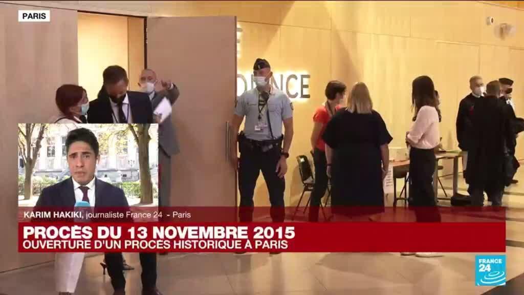 2021-09-08 12:31 Procès du 13-Novembre : la salle d'audience a coûté 10 millions d'euros