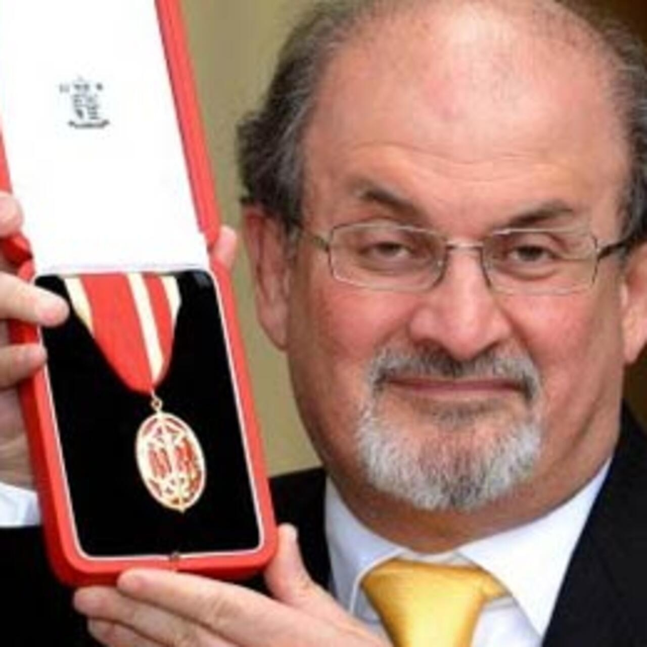 Queen grants Salman Rushdie knighthood