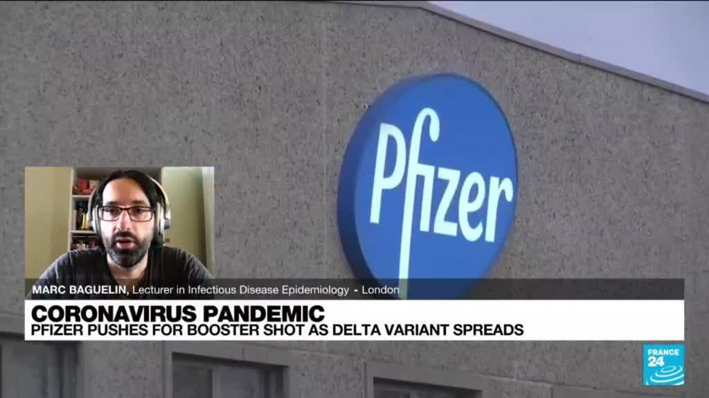 2021-07-09 14:33 Pfizer-BioNTech to seek authorization for 3rd Covid shot