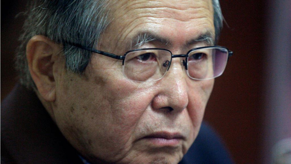 El expresidente peruano Alberto Fujimori fue trasladado el 23 diciembre a un centro médico privado tras sufrir una taquicardia.