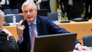 Michel Barnier, el negociador jefe de la UE para el Brexit busca definir los términos de la transición prevista desde Bruselas.