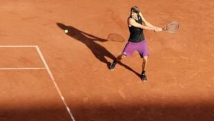 Alexander Zverev Roland-Garros
