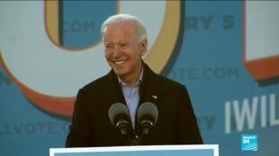 2021-01-06 15:07 Congress set to confirm Biden's electoral win over Trump