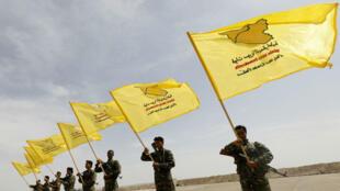 أفراد من قوات سوريا الديمقراطية