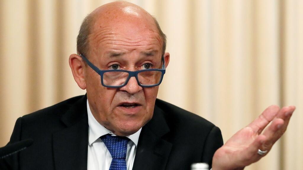 وزير الخارجية الفرنسي يعلن دعم  السودان الجديد  بمبلغ 60 مليون يورو