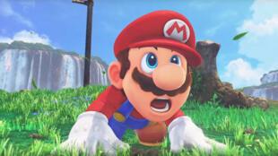 Oh ! Un Mario !
