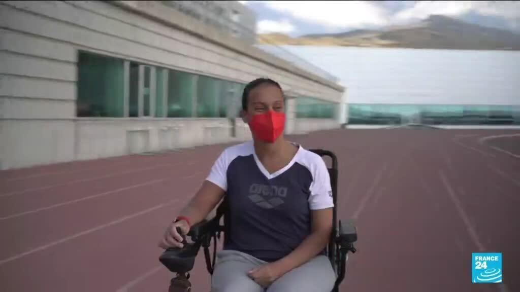 2021-08-26 10:37 Jeux Paralympiques de Tokyo : Teresa Perales, la nageuse espagnole aux 26 médailles