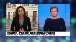 """2020-01-24 13:36 Procès de Mourad Farès : """"Il était difficile d'être gay dans une famille musulmane"""""""