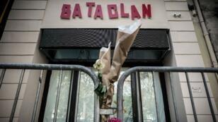 La salle de spectacle du Bataclan.