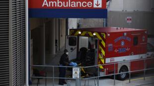 Ambulance Houston