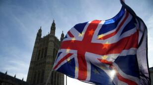 Las manifestaciones en contra del Brexit se han multiplicado en las últimas semanas fuera del Parlamento británico, en Londres.